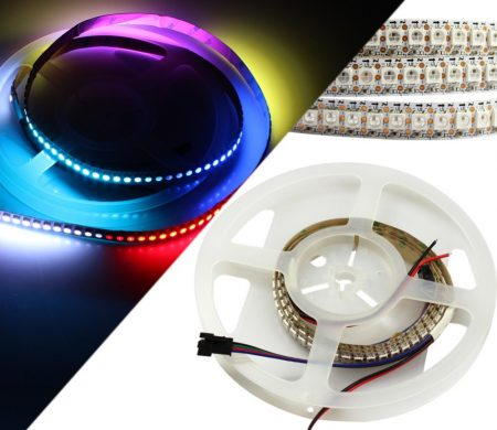 programmeerbare led strips