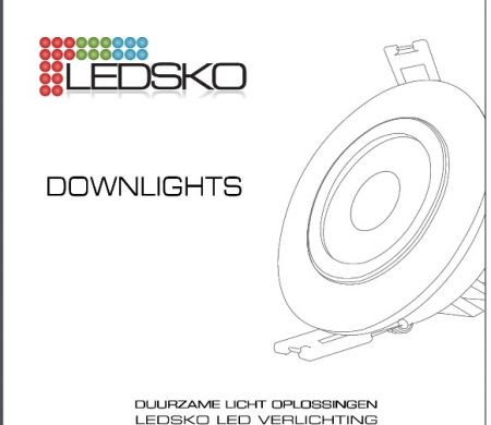 catalogus downlights