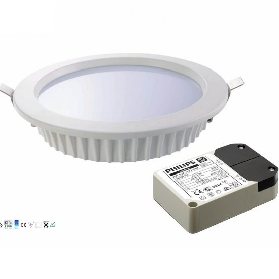 downlight led rond dali